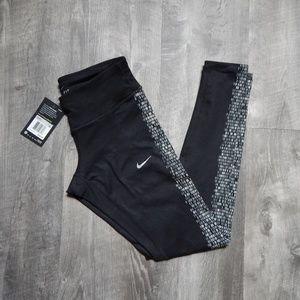 Nike / reflective joggers